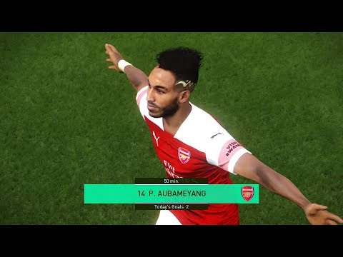 Cardiff City Vs Arsenal - EPL 2 September 2018 Gameplay
