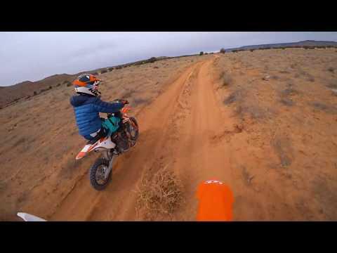 Did I waste over $750? Helmet Intercom? Coaching my 7 year old dirt biker