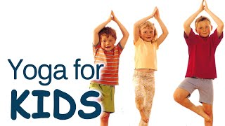 Yoga For Kids Complete Fitness