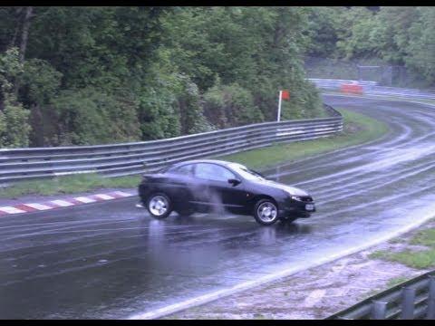 Action Nordschleife Touristenfahrten 26.05.2013 Drifts Spins and Crash [HD]