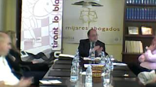 22/04/2012 La Contratación pública de obras y el Urbanismo Español
