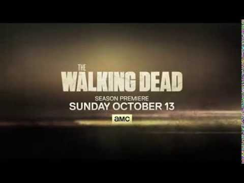 The Walking DeaD - Season 4 Official Trailer