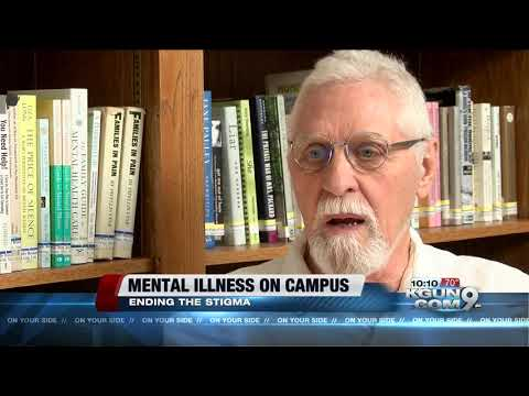 World Mental Health Day: Talking about mental illness to end the stigma