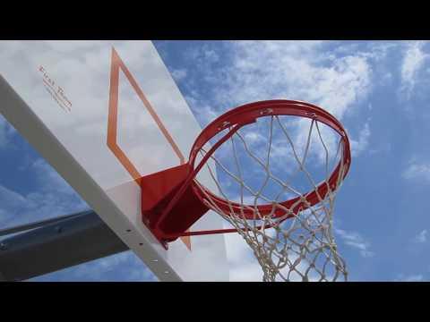 Brute™ Fixed Height Basketball Goal