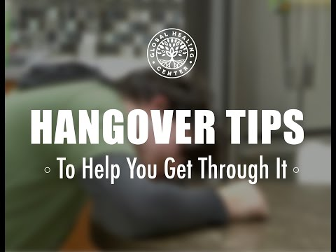 Hangover Tips: How to Get Through It