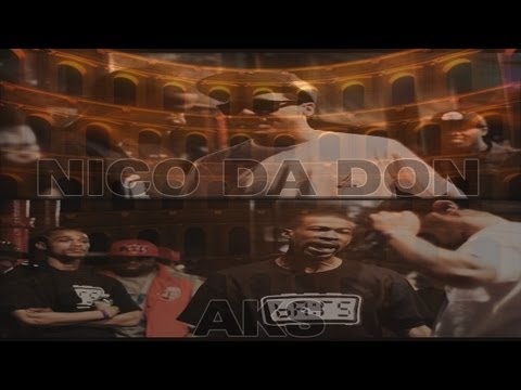 B.CITY / WEGOHARDTV PRESENTS | AKS VS NICO DA DON