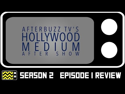 Hollywood Medium Season 2 Episode 1Review & After Show | AfterBuzz TV