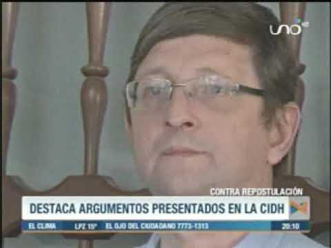 0512  OSCAR ORTIZ DESTACA ARGUMENTOS PRESENTADOS EN LA CIDH,  UNO
