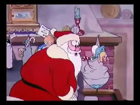 Короткометражный мультфильмы про новый год