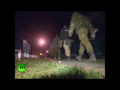 Back - All Russian paratroopers who were detained earlier in the week in eastern Ukraine have been handed over to the Russian side, deputy commander of the Airborne Forces, Major-General Aleksey Ragozin...