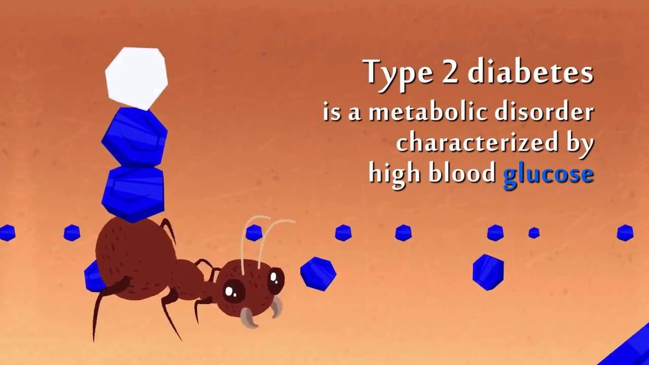 Сахарный диабет 2 типа. Видеоэнциклопедия. Диабет, сахарный диабет, СД1 типа, СД 2 типа, Правило 15.