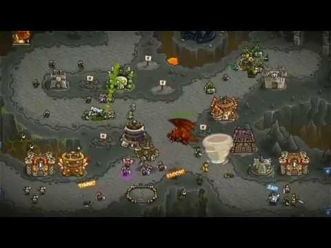 Watch Kingdom Rush - Frontiers Trailer