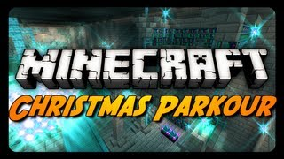 Minecraft Maps - Minecraft Maps - Christmas Calendar Parkour - Level 1-5