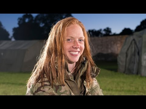 Mudstacle TV | Clare Miller Interview - Star Of BBC2's Special Forces Ultimate Hell Week