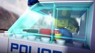 LEGO® City er en realistisk LEGO verden, som du kan udforske. Ikoniske køretøjer og bygninger danner rammen om den travle by, hvor hverdagens helte fanger sk...