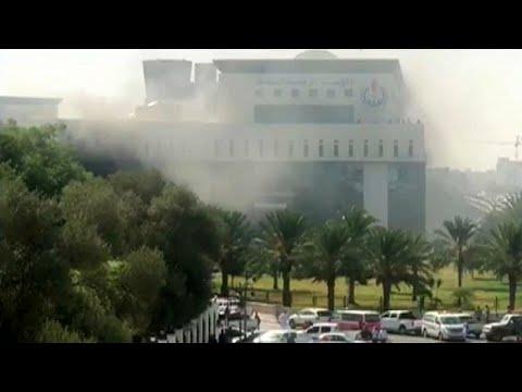 Λιβύη: Ένοπλη επίθεση στην κρατική εταιρεία πετρελαίων…