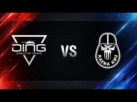 DiNG против Kazna Kru - NY Challenger Rumble WGL 2016/17