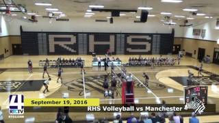 RHS Volleyball vs Manchester Squires