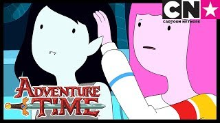 Adventure Time | Marceline and Princess Bubblegum's Kindest Moments | Cartoon Network