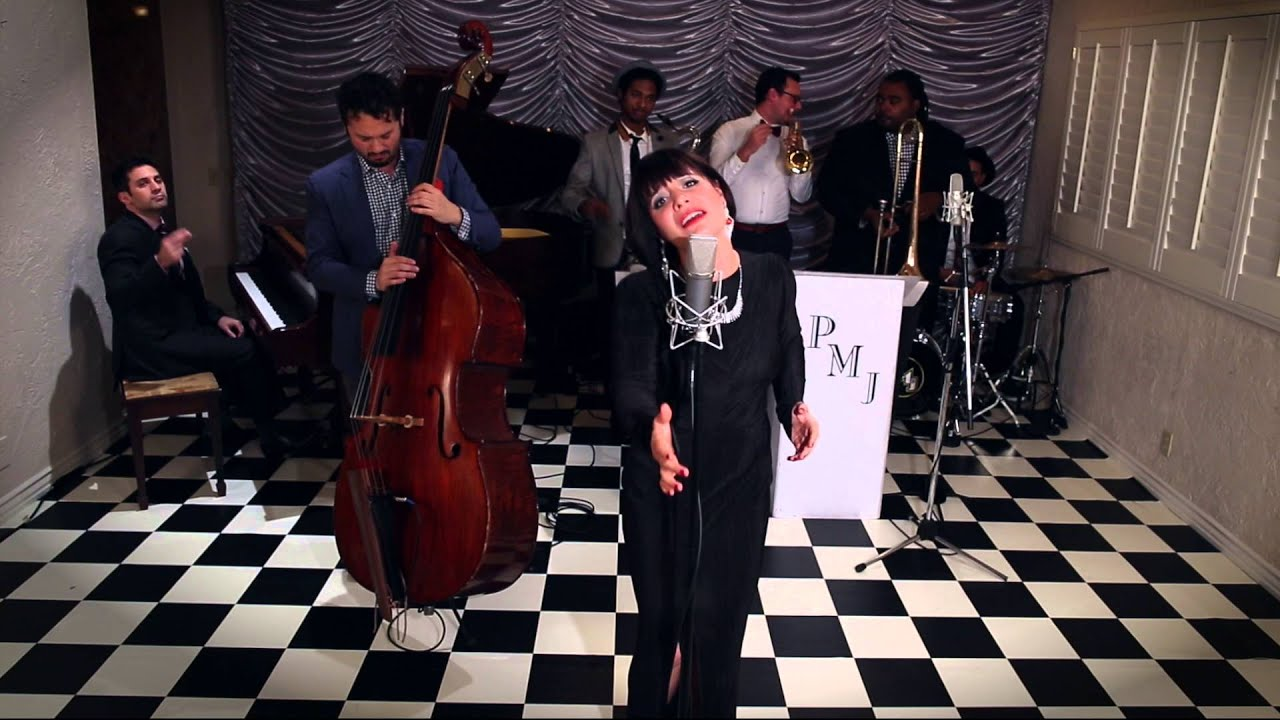 Here – Peggy Lee – Style Postmodern Jukebox Alessia Cara Cover ft. Aubrey Logan