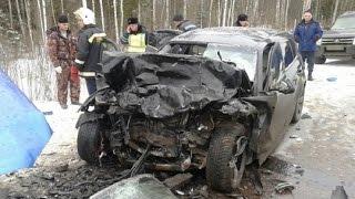 Жесткие аварии ноября третья неделя
