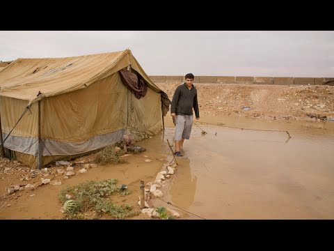 How Climate Change Impacts Human Displacement
