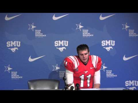 Garrett Gilbert Interview 10/26/2013 video.