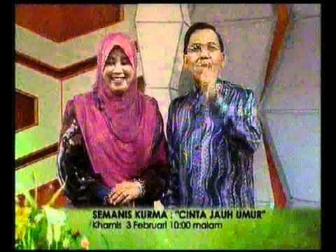 Promo Semanis Kurma – Cinta Jauh Umur (Raudhah) @ Tv9! (3/2/2011)