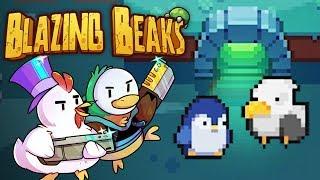 Pinguin und Möwe!   Blazing Beaks #3