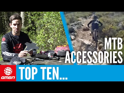 Top 10 Mountain Bike Accessories