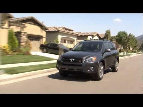 2012 Toyota RAV4 Sport official video