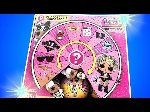 Video LOL Sürpriz Confetti Pop 2. Dalga Tam Dolu Full Case 3 Bebek Challenge L.O.L. Wave2  Bidünya Oyuncak download in MP3, 3GP, MP4, WEBM, AVI, FLV January 2017