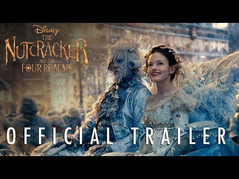 The First Trailer for The Nutcracker and The Four