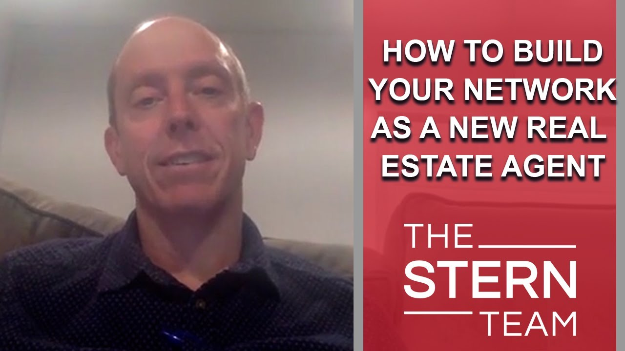 2 Steps Every New Agent Should Take to Build Their Network