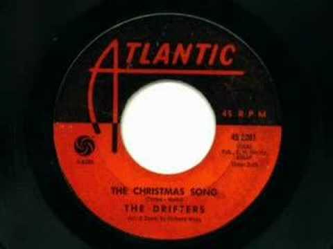 Tekst piosenki The Drifters - The Christmas Song po polsku