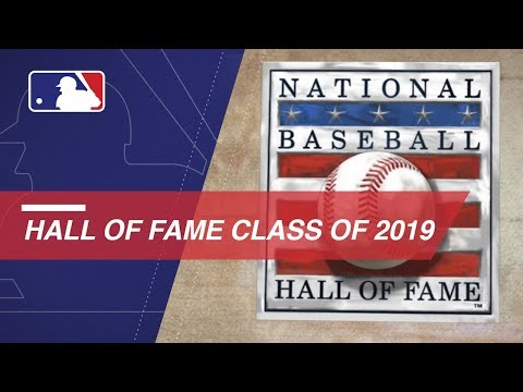 Video: Rivera, Martinez, Halladay, Mussina, Smith, Baines elected to HOF