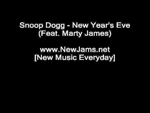 Snoop Dogg - New Year's Eve (Feat. Marty James) NEW 2011