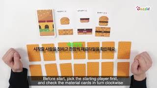 video thumbnail Stack Burger Board Game youtube