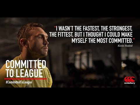 Kevin Sinfield – Committed To League