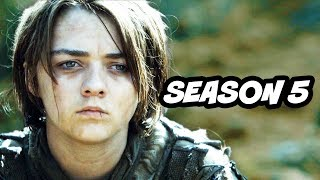 Game Of Thrones Season 5 Predictions - YouTube
