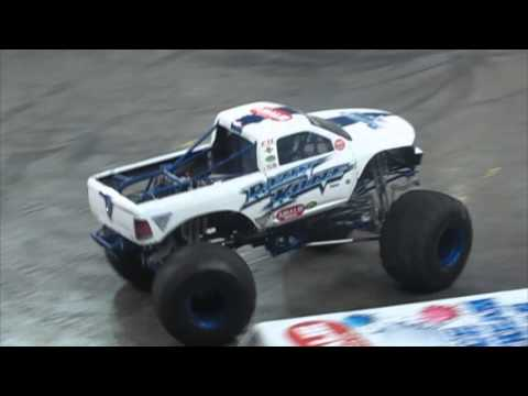 RAZIN KANE Highlights-April 5-7,2013-Laredo Energy Center-Monster Jam
