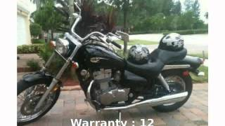 1. 2008 Kawasaki Vulcan 500 LTD - Features