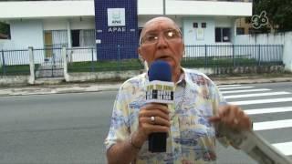Tio Mica conversa com Mário Vitor, novo presidente da APAE