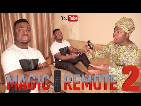 African Home: Magic Remote (part 2)