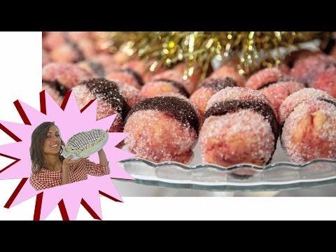ricetta-pesche dolci all'alchermes!
