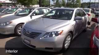 2009 Toyota Camry Hybrid: Review