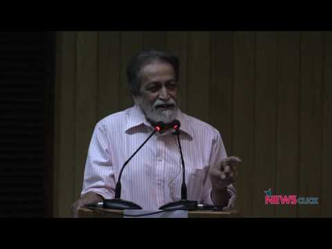 Prabhat Patnaik Speaks on Marxism, Liberalism and the Contemporary World