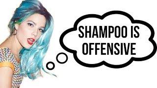 Video Halsey Gets Offended Over Hotel Shampoo MP3, 3GP, MP4, WEBM, AVI, FLV Juni 2018