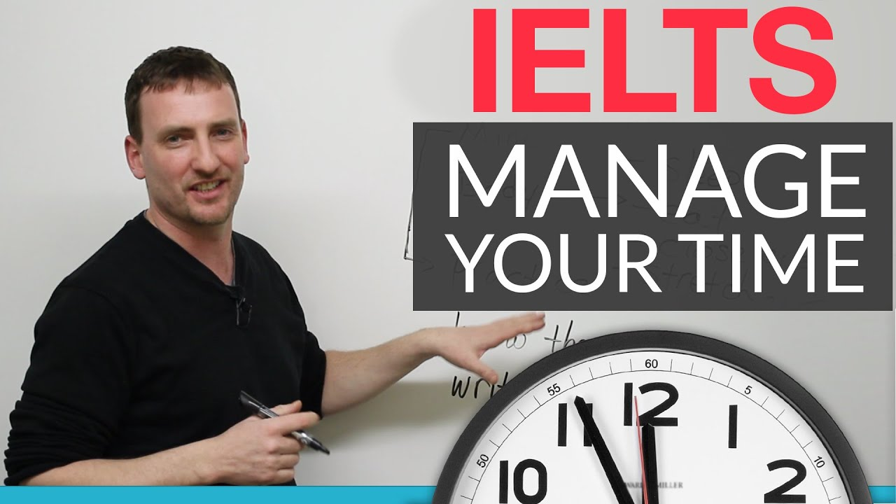 ielts how to manage your time engvid. Black Bedroom Furniture Sets. Home Design Ideas