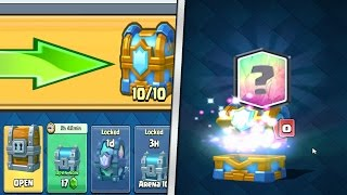 Video CLAN CHEST LEVEL 10 OPENING! DAPET LEGENDARY!! | CLAN CHEST OPENING #1 | Clash Royale (Indonesia) MP3, 3GP, MP4, WEBM, AVI, FLV November 2017